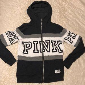 """""""Pink"""" Zip-up"""